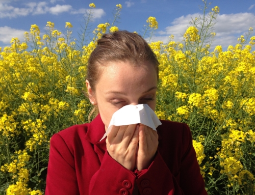 Ah choo!  5 tips for combatting seasonal allergies